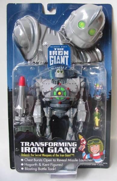 Le Géant de fer (The Iron Giant) - Trendmasters - Figurine