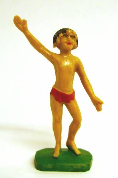 The Jungle Book - Jim Figure - Mowgli