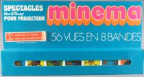 The Jungle Book - Meccano France - Minema 2nd Series 8 Strips 56 Colors Views Mint in Box