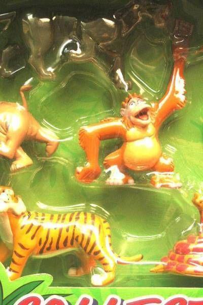The Jungle Book - Simba  - Set of 7 figures