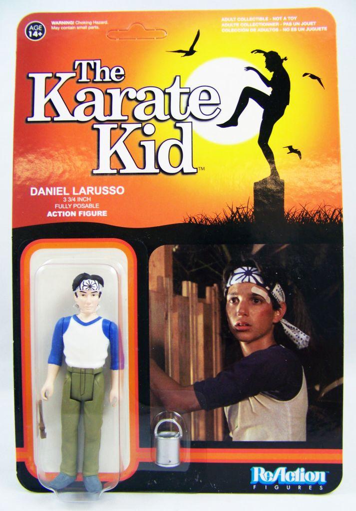 Karaté Kid - ReAction - Set de 6 action figures Daniel Larusso, Mr. Miyagi, Ali Mills, Johnny Lawrence & John Kresse 02