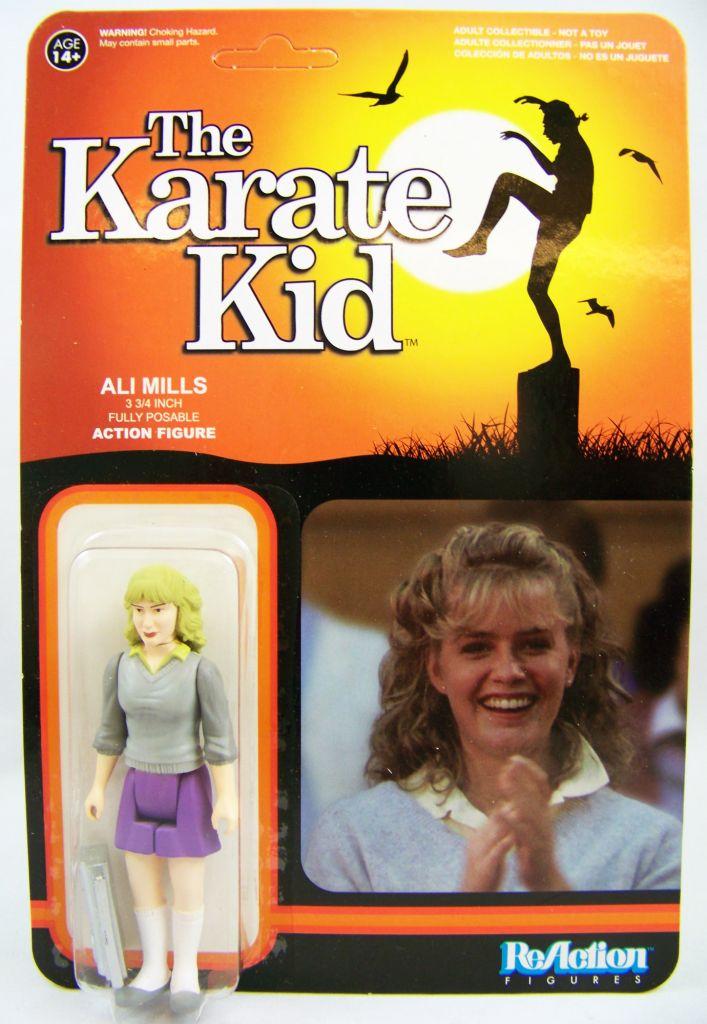 Karaté Kid - ReAction - Set de 6 action figures Daniel Larusso, Mr. Miyagi, Ali Mills, Johnny Lawrence & John Kresse 04