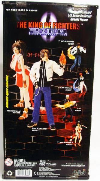 The King of Fighters 2000 - Mai Shiranui - BBI