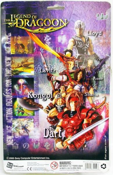The Legend of Dragoon - Shana