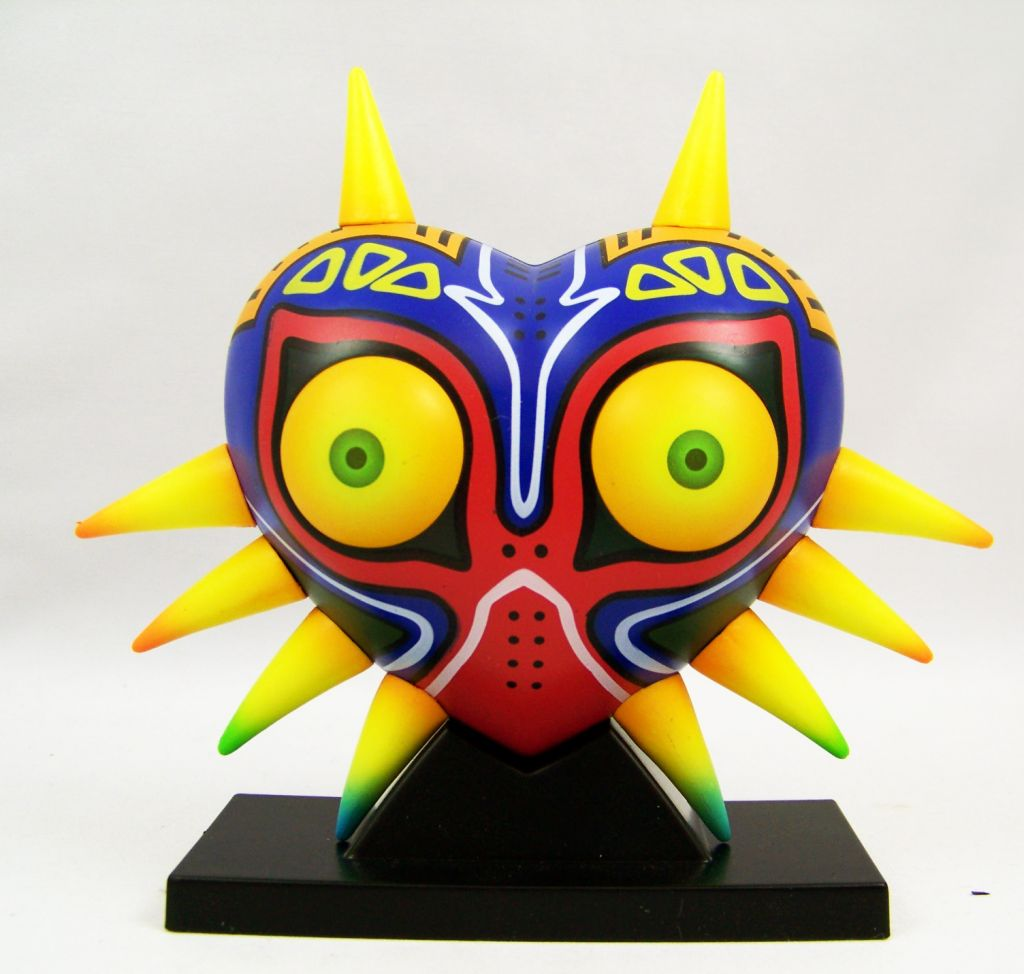 The Legend of Zelda Majora\'s Mask 3D - Lampe - Club Nintendo 04