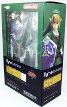 The Legend of Zelda: Twiligh Princess - Figurine Figma - Link