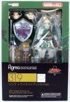 The Legend of Zelda: Twilight Princess - Figma figure - Link