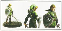 The Legend of Zelda: Twilight Princess - Together + - 9Inch Link Statue