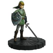 The Legend of Zelda: Twilight Princess - Together + - Link Statue 22cm