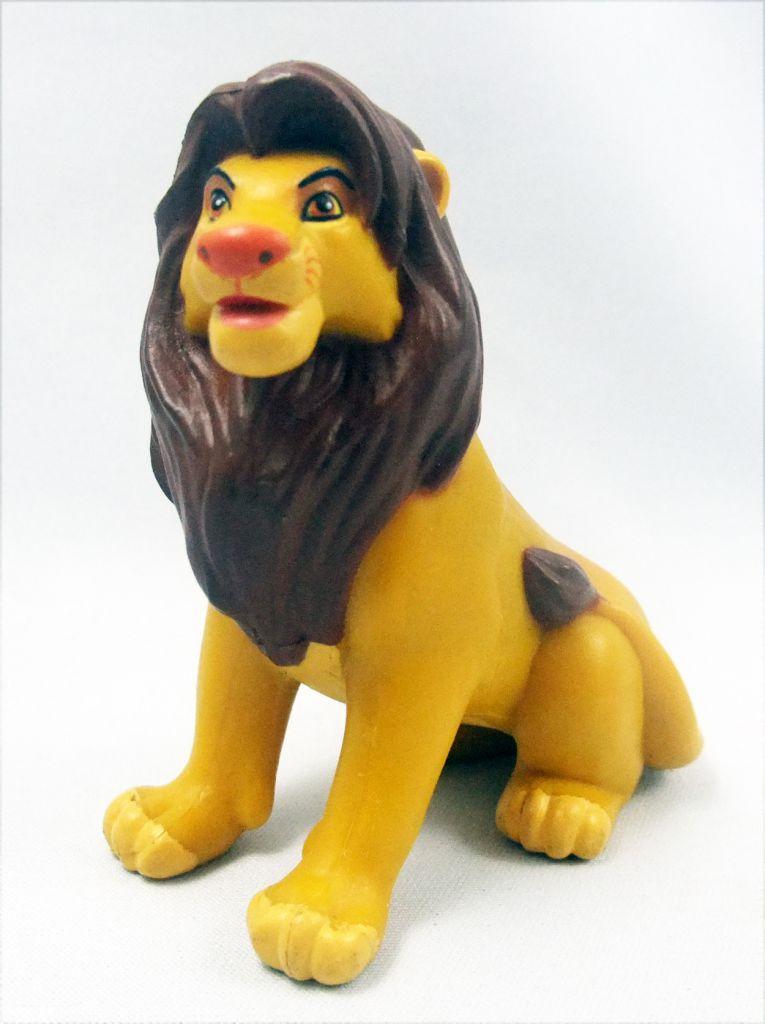The Lion King - Disney PVC Figure - Mufasa sitting
