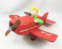 The Little Prince in Plane (A. de St. Exupery) - Vinyl Bank - Plastoy 2007