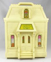 The Littles - Mattel - La Maison-Valise (meublée) Ref.3984
