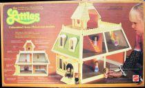 The Littles - Mattel - Maison non meublée Ref.1899