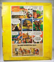 The Lone Ranger - Marx Toys - Accessory Set The Hopi Medicine Man