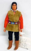 The Lone Ranger - Marx Toys - Figure Red Sleeves (boxed)