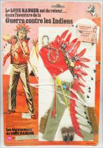 The Lone Ranger - Marx Toys - Outfit The Indian War