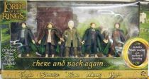 The Lord of the Rings - \'\'There and Back Again\'\' Gift-set