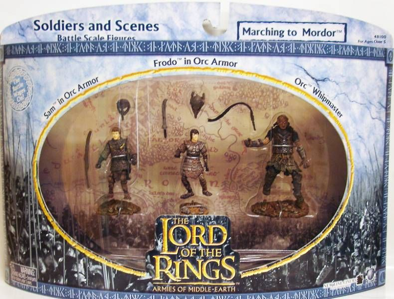 The Lord of the Rings - Armies of Middle-Earth - Marching to Mordor