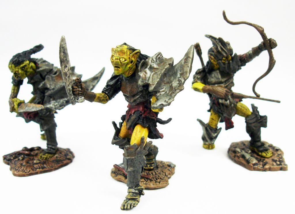 Le Seigneur des Anneaux - Armies of Middle-Earth - Orques de la Moria (loose)
