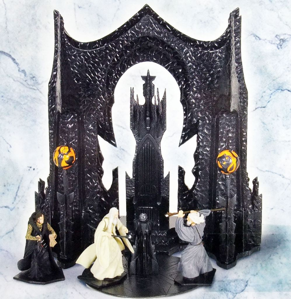 The Lord of the Rings - Armies of Middle-Earth - Orthanc Chamber at Isengard