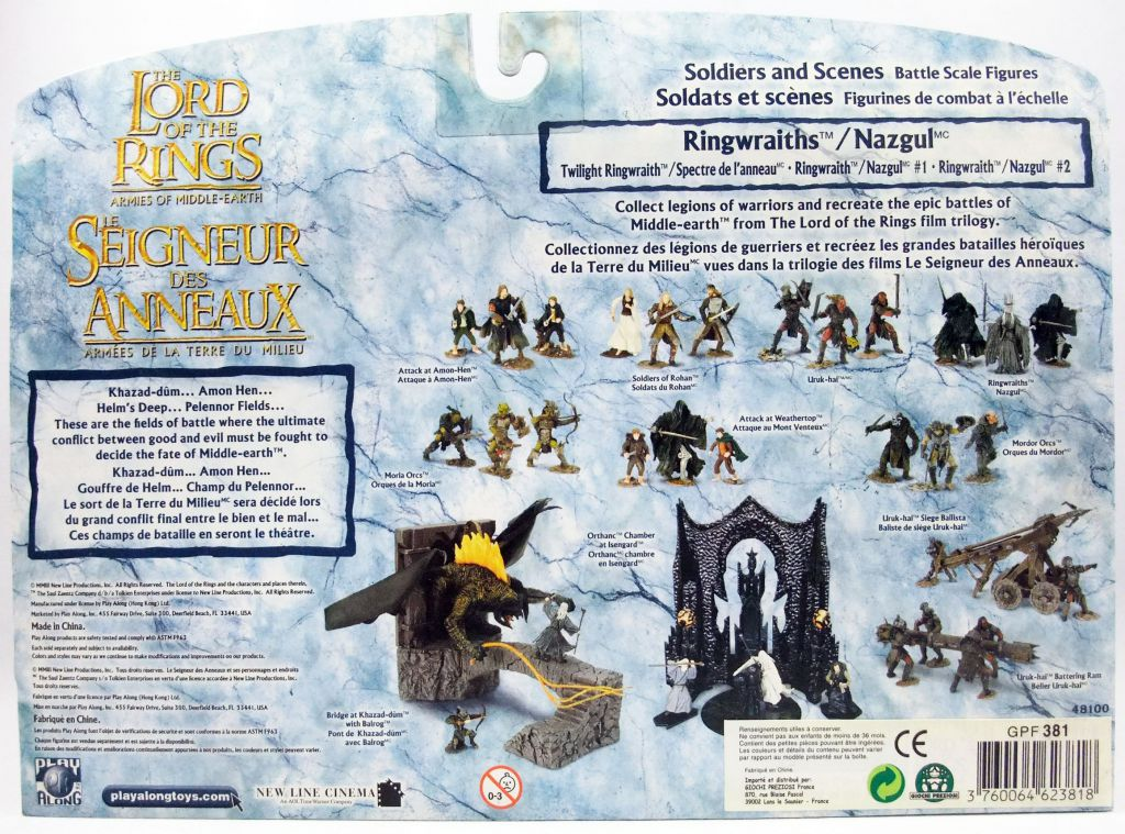 The Lord of the Rings - Armies of Middle-Earth - Ringwraiths