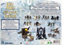 The Lord of the Rings - Armies of Middle-Earth - Soldiers of Rohan : Eomer, Eowyn, Rohan Footsoldier