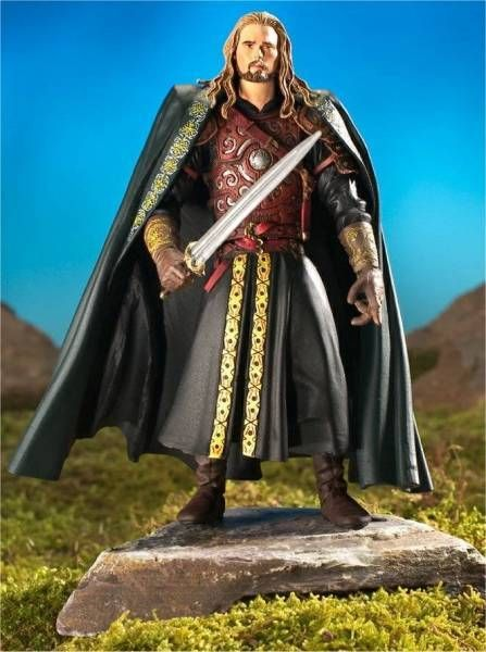 The Lord of the Rings - Ceremonial Eomer - ROTK