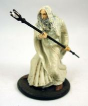 The Lord of the Rings - Eaglemoss - #015 Saruman battles at Orthanc