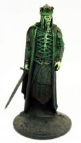 The Lord of the Rings - Eaglemoss - #026 King of the Dead in the Caves of Erech