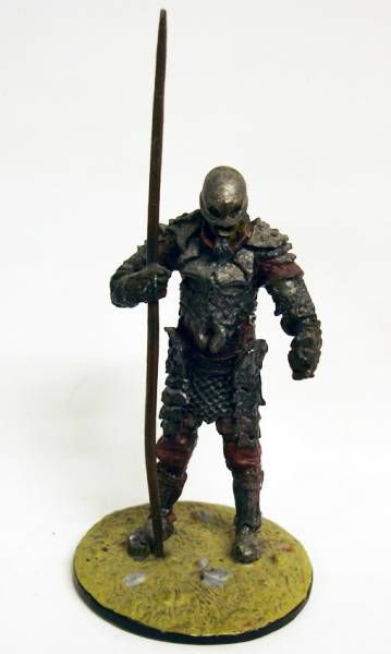 The Lord of the Rings - Eaglemoss - #083 Orc Raider at Pelennor Fields