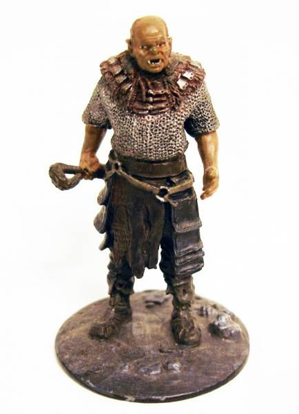 The Lord of the Rings - Eaglemoss - #085 Brute Orc at the Tower of Orthanc