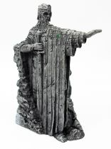 The Lord of the Rings - Eaglemoss - #126 The Argonath Elendil on the river Anduin