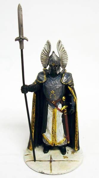 The Lord of the Rings - Eaglemoss - #138 Gondorian citadel guard at Minas Tirith