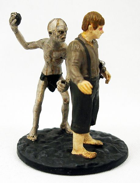 The Lord of the Rings - Eaglemoss - #141 Sam & Gollum at Mount Doom