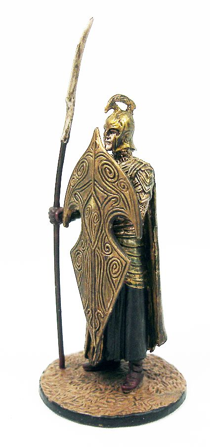 The Lord of the Rings - Eaglemoss - #166 Galadhrim Warrior