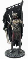 The Lord of the Rings - Eaglemoss - #171 Uruk-Hai standard bearer at Helm\'s Deep