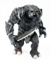 The Lord of the Rings - Eaglemoss - #HS Battle Troll at Black Gates