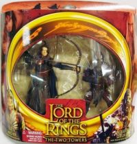 The Lord of the Rings - Elven Archer & Berserker Uruk-Hai - TTT