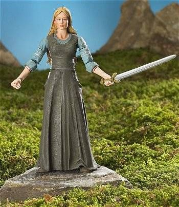 The Lord of the Rings - Eowyn Shield Maiden of Rohan - TTT Trilogy