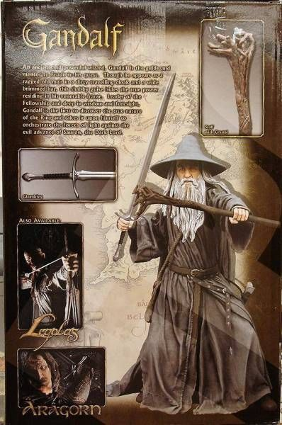 The Lord of the Rings - Epic Scale 20\\\'\\\' Gandalf the Grey