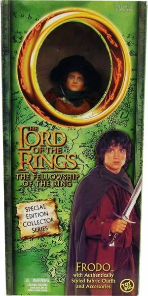 The Lord of the Rings - Frodo Baggins (Collector Series) - FOTR