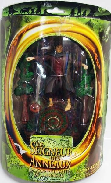 The Lord of the Rings - Frodo Baggins- FOTR