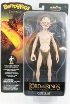 The Lord of the Rings - Gollum - NobleToys bendy figure