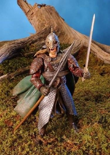 The Lord of the Rings - Rohirrim Soldier - TTT