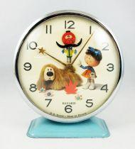 The Magic Roundabout - Bayard - Mechanical Alarm Clock - 1968