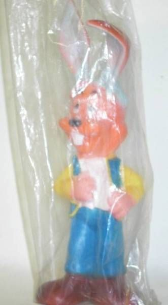 The Magic Roundabout , Dylan Delacoste squeeze toy mint in baggie