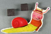The Magic Roundabout - Magnetic Cardboard Figure Djeco 1966 - Brian