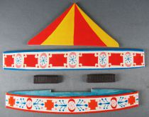 The Magic Roundabout - Magnetic Cardboard Figure Djeco 1966 - Merry-go-round