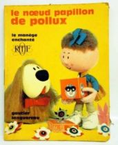 The Magic Roundabout - Mini-Comics Gautier-Languereau Editions ORTF 1970 Dougal\'s bowtie
