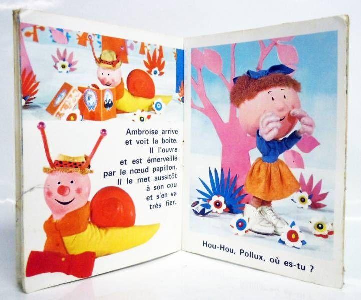 The Magic Roundabout - Mini-Comics Gautier-Languereau Editions ORTF 1970 Dougal\'s bowtie